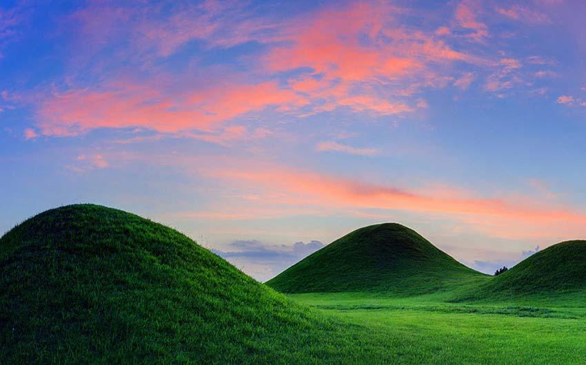 تپه های گوبانگون، چانگ یون