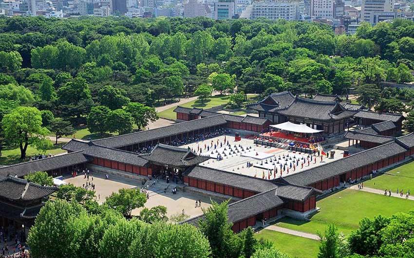 قصر چانگیونگانگ