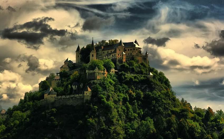 قلعه hochosterwitz