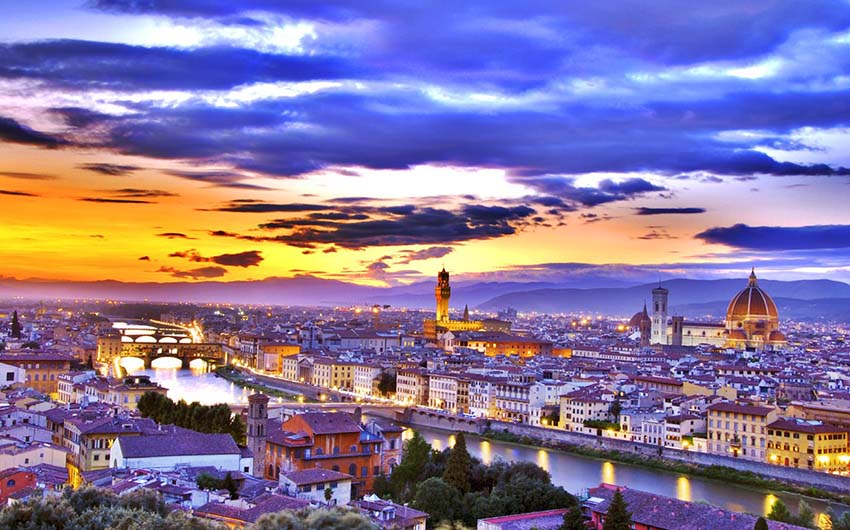 تور ایتالیا